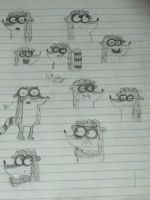 Rigby faces... by aznaruto08