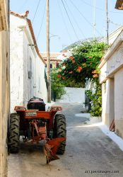 Plow the alley by joerimages