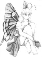 Butterfly Mari by madelief
