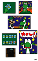 Luigi Cheats by NekoMation