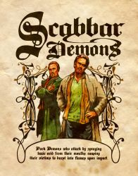 Scabbar Demons by Charmed-BOS