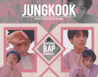 Pack Png 1099 // Jungkook (Love Yourself - Tear) by BEAPANDA