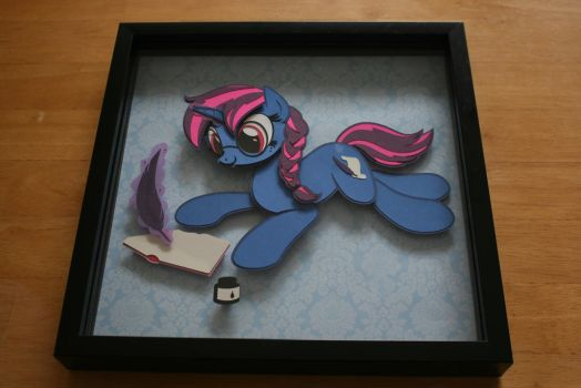 Ilushia Shadowbox by valleyviolet