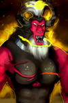Lord Tirek by Pasmical