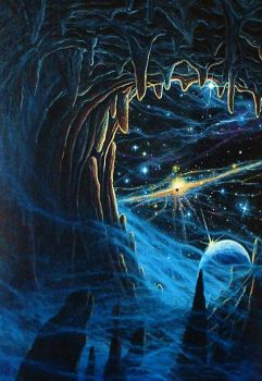 MYSTERIOUS GALACTIC LEGENDS by AstroBoy1