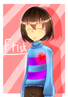 [Frisk the Human] by pakwan02