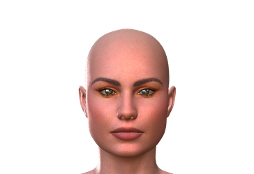 Face Test for Ael 02 by mylochka
