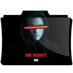 MR.ROBOT : TV Series ICON and PNG V2 by Amr-Hamdy