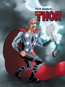 Thor Commission by GeekyWhiteGuy