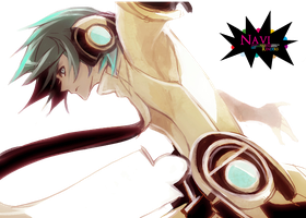 Mikuo Render by Lucarity