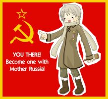 APH: Russia by Lindajing