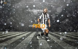 164. Andrea Pirlo by J1897
