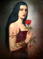 The Rose by PaulAbrams