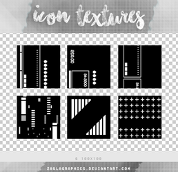 Icon textures by Zaula by ZaulaGraphics