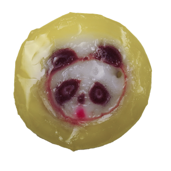 Funny Panda Candy PNG by Bunny-with-Camera