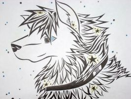 .:Ace Request-Tattoo Design:. by ArticWolfSpirit
