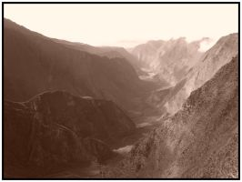 Berge by Dolor123