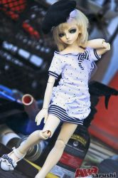 MSD Size: Amour Francais by Akasarushi