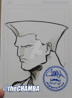 FCBD2016 - Guile by theCHAMBA