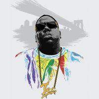 Notorious B.I.G by Tecnificent