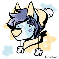 Newt - Kinq-Indie's Derp Sona Contest - Entry by LynxiShakes