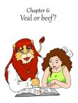 Chapter 6: Veal or beef? by OMIT-Story
