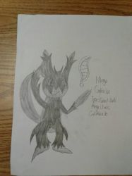 Mega Evolution: Grimlax by MadcapLovesVore