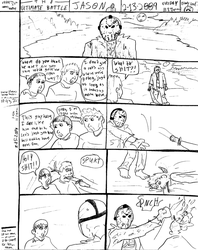 THE ULTIMATE BATTLE pg.490 by DW13-COMICS