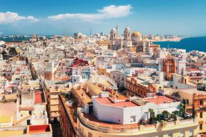 Cadiz by INVIV0