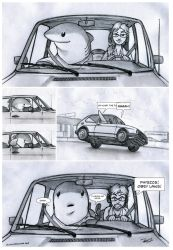 Commute ad absurdum by RobtheDoodler