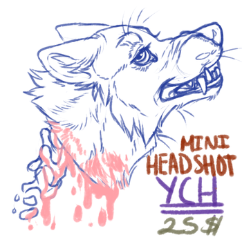 Boom YCH (CLOSED) by PaintedPeaches