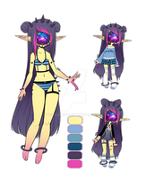 Xynthii Aesthetic Adopts || revealed 1 by Tenshilove