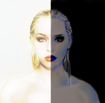Light and Dark by ANGELicaCELESTE