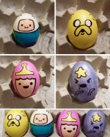 Adventure Time Easter Eggs by foxtopus-jones