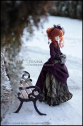 A winter from the past by yenna-photo