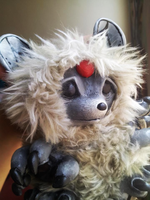 Lim the messenger raccoon by ManicMinion