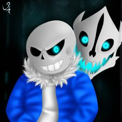 Sans Undertale by SpaceCowboyZZ