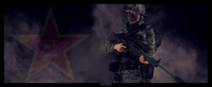 Spec-Ops: People's Liberation Army of China SOF by TRRazor