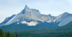 Oregon Mountain Stock 2 by Carol-Moore