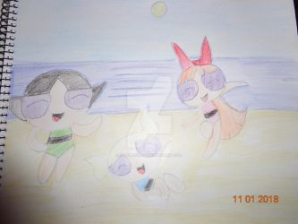 PPG in the beach by 1987arevalo