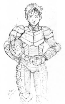 Master Unmasked _Pencil_ by Neumatic