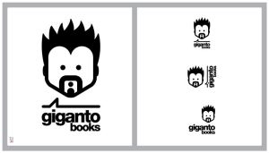 Giganto new logo by B-positive