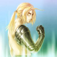Edward Elric by hyperion1224