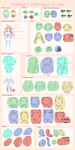 [OLD] Althea CLOSED SPECIES Guide. by jultype