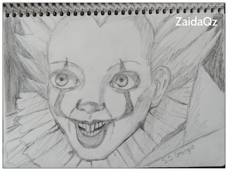 Pennywise by Zaida-Qz