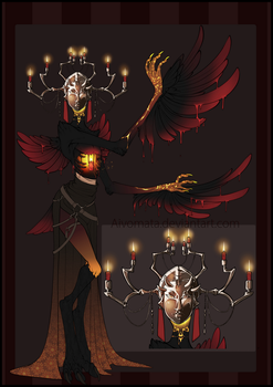 Haroth Auction: Candle [Closed] by Aivomata