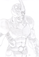 Guyver by Cypher7523