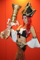 Miss Fortune by itsukih