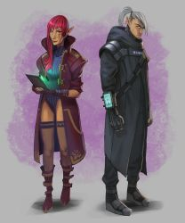 Plexraider:  elves by SC4V3NG3R