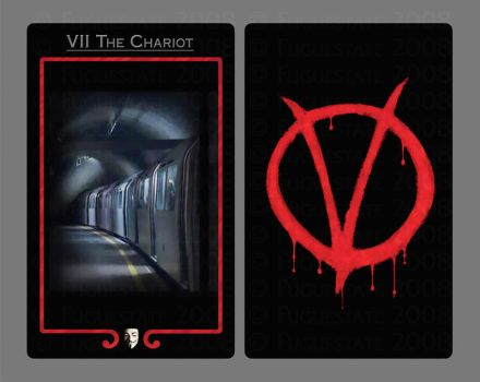 VII. The Chariot by FugueState